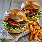 Quorn Frozen Catering Burgers - 1x2kg