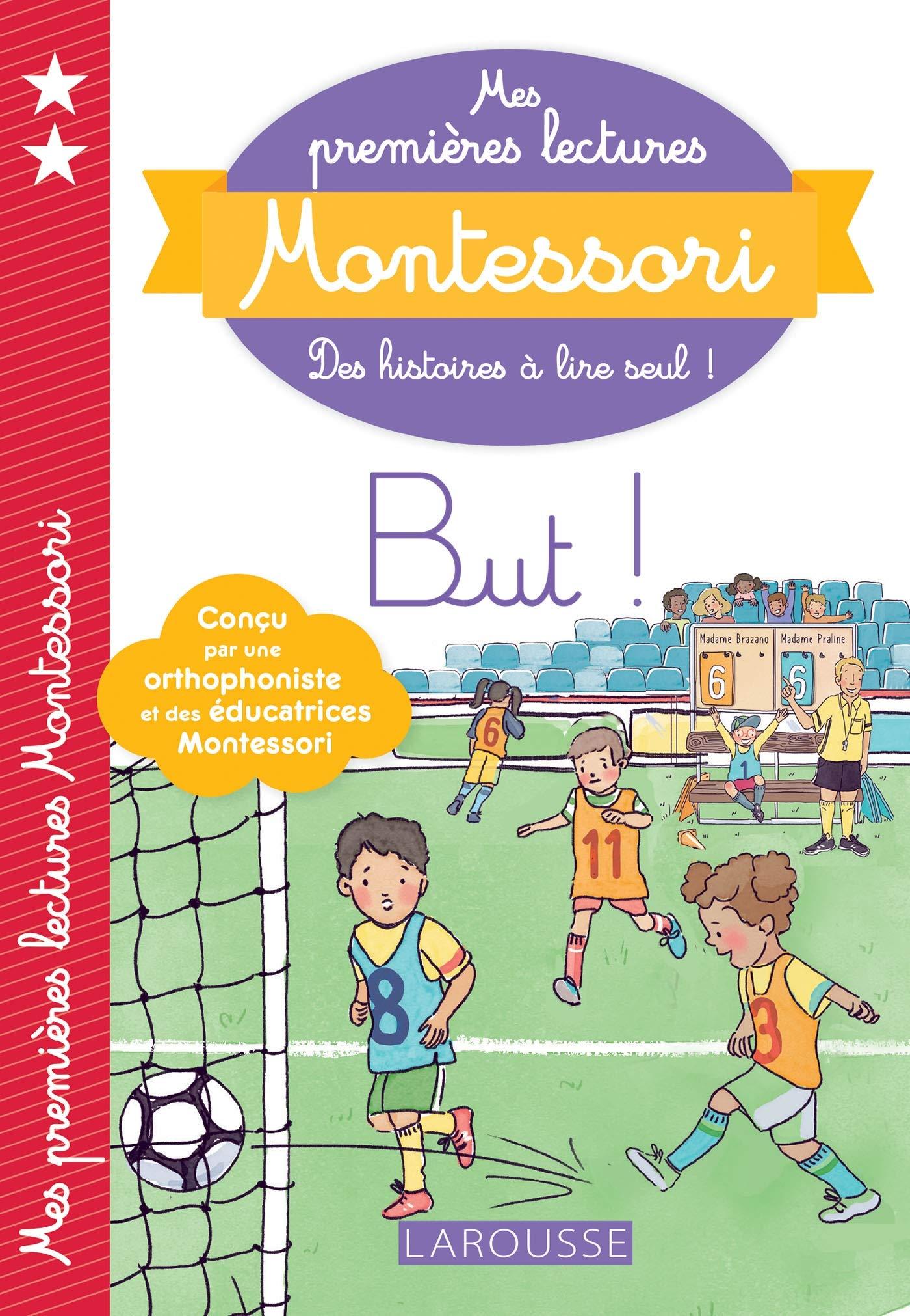 Mes premières lectures Montessori - But ! por Anaïs Galon