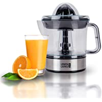 LEBENLANG Presse agrumes électrique à haut rendement en jus d oranges- Presse-agrumes, presse-orange 2 sens de rotation…