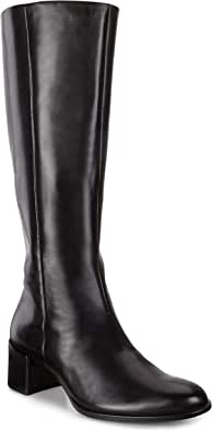ECCO Damen Shape 35 Block Tall Boot Hohe Stiefel