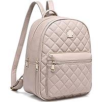 Myhozee Zaino Donna Pelle PU Zainetto Ragazza Casual Zaini Casual Daypack Backpack per Scuola Viaggio Lavoro Shopping…