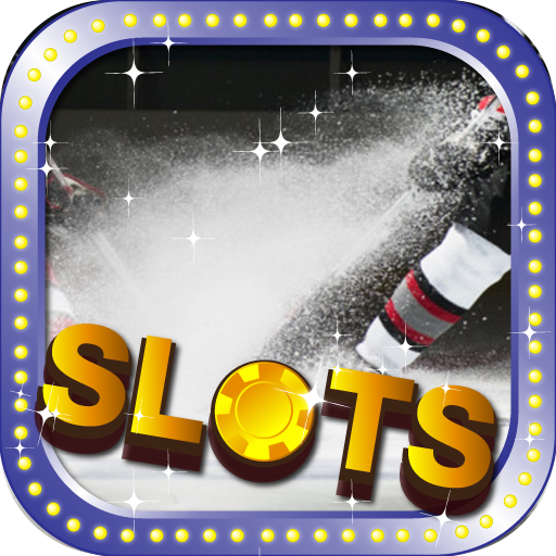 Free Slots Download : Ice Hockey 75 Edition - Free Slots, Blackjack & Video Poker Glitter Wedge