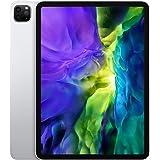2020 Apple iPad Pro (de 11Pulgadas, con Wi-Fi + Cellular y 128GB) - Plata (2.ªgeneración)
