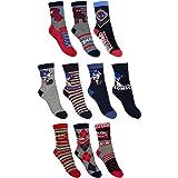 10unidades de calcetines para Niños, joven, chica, Medias, mezcla