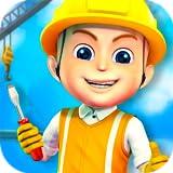 Best Toddler Apps - Construire villes Jeux enfants : jeu de construction Review