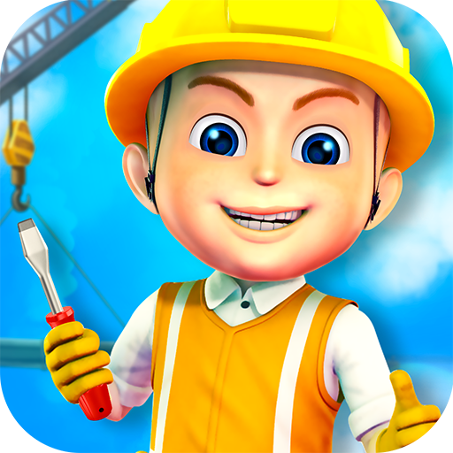 construction-city-for-kids-construction-game-for-kids-diggers-trucks-and-crane-to-build-the-city-