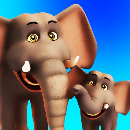Jewel Big Red (Talking Elephant King Red (Free))