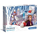 Clementoni- Frozen 2-Spa Laboratory Gioco Scientifico, Multicolore, 18523