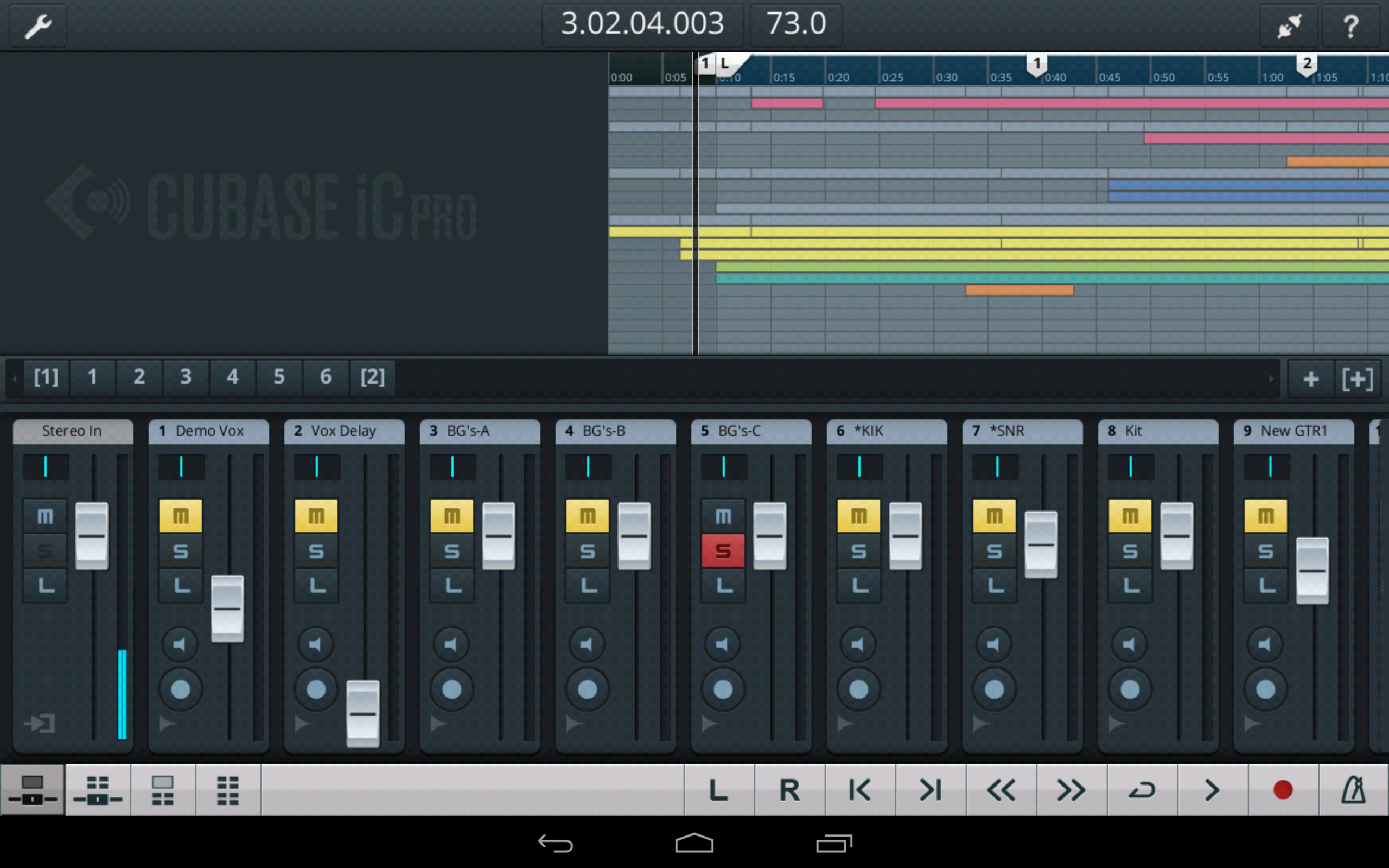 Cubase iC Pro: Amazon co uk: Appstore for Android
