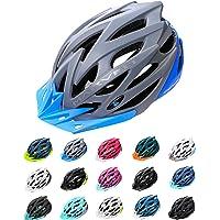 meteor® Marven Fahrradhelm Herren Damen Kinder-Helm MTB rollerhelm mädchen kinderfahrradhelm für Downhill rennradhelm…