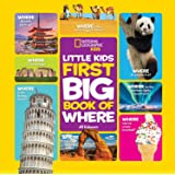 National Geographic Little Kids First Big Book of Where [Idioma Inglés] (National Geographic Kids)