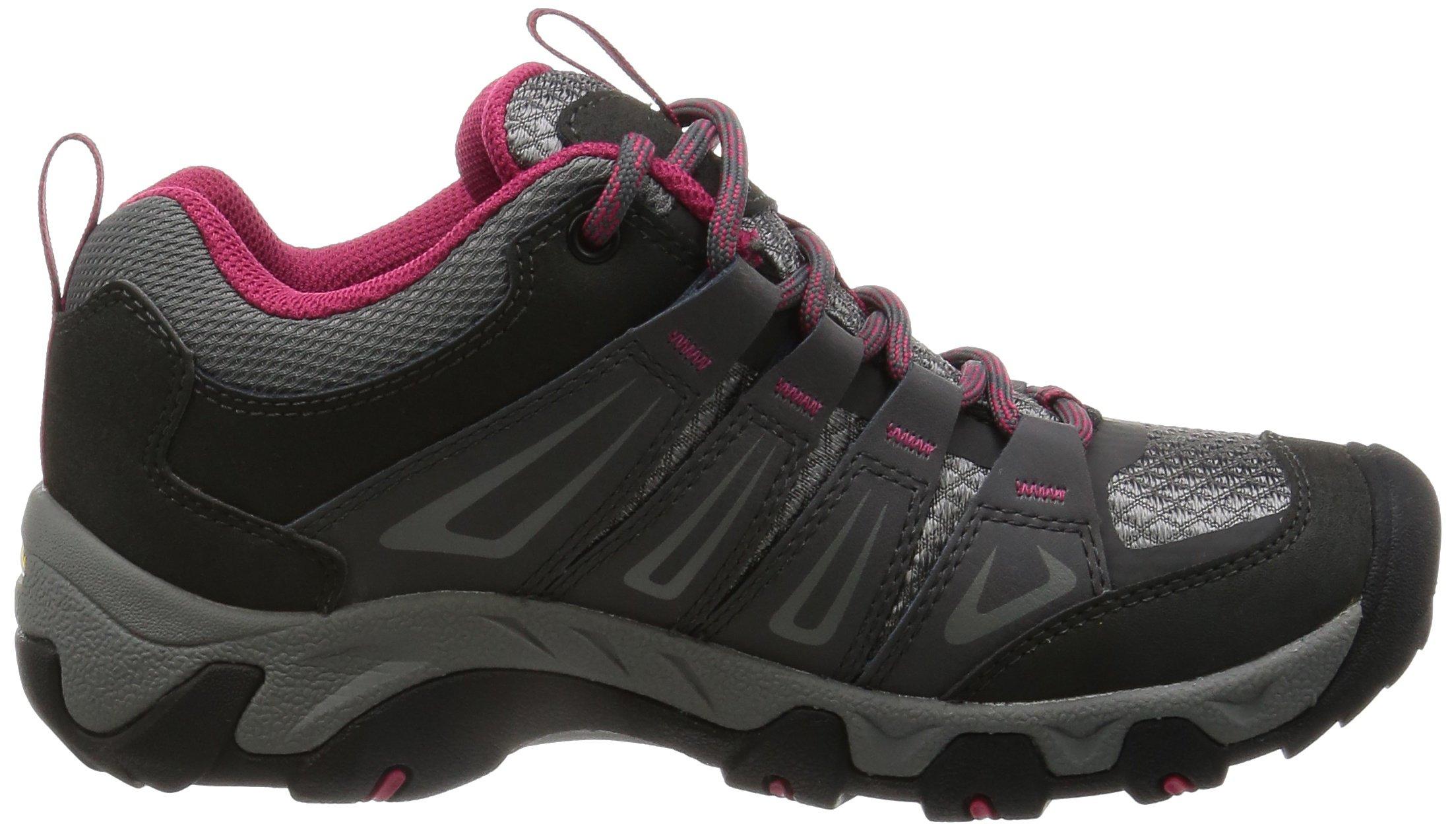 KEEN Women's Oakridge Wp Low Rise Hiking Shoes 7