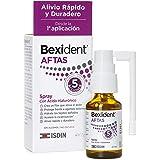 Isdin Bexident Aftas Spray con Ácido Hialurónico |Aftas Llagas Bucales, Alivio Rápido y Duradero desde la primera aplicacion