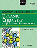 Solomons | Fryhle | Synder Organic Chemistry for JEE Main and Advanced,3ed