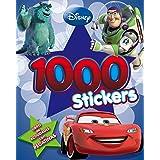 Pixar. Libro de actividades con 1000 pegatinas (Disney-Pixar)