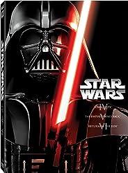 Star Wars: Original Trilogy - Episode IV: A New Hope + Episode V: The Empire Strikes Back + Episode VI: Return of the Jedi (3