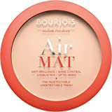 Bourjois, Air Mat compact Powder. 01 Rose Ivory. 10 g - 0.35 floz