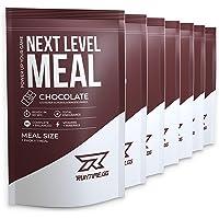 Runtime Meal Chocolate - vollwertiger Mahlzeitersatz für langanhaltende Sättigung, Energie, Konzentration und…