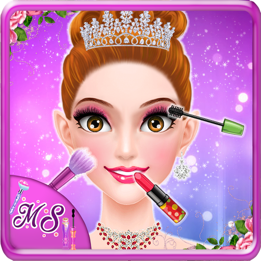 Makeover Games Royal Princess Makeup Salon Games For Girls Amazon Co Uk Appstore For Android