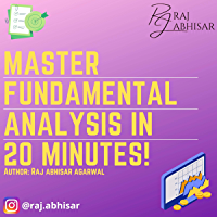MASTER FUNDAMENTAL ANALYSIS IN 20 MINUTES: Learn the art of stock picking for successful long term investing in just 20…