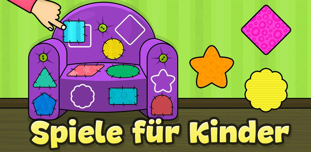 Spiele FГјr Kleinkinder Ab 2 Jahren Online