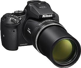 Nikon Coolpix P900 (16.76 Megapixel,83 -x Opt. Zoom (3 Zoll Display)) (IT Version)
