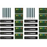 Petling Refill Set - Logboeken en stickers - Onderhoudsset Preform Maintenance Kit Geocaching Petling Logboeken filmdozen Mic