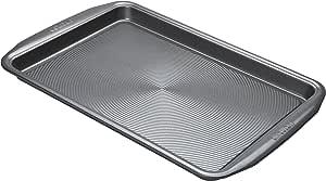 Circulon - Momentum - Large Oven Tray - Non Stick - PFAO Free - Dishwasher Safe - Carbon Steel - 29 x 44 x 3 cm