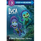 A Sea Monster Story (Disney/Pixar Luca) (Step into Reading)