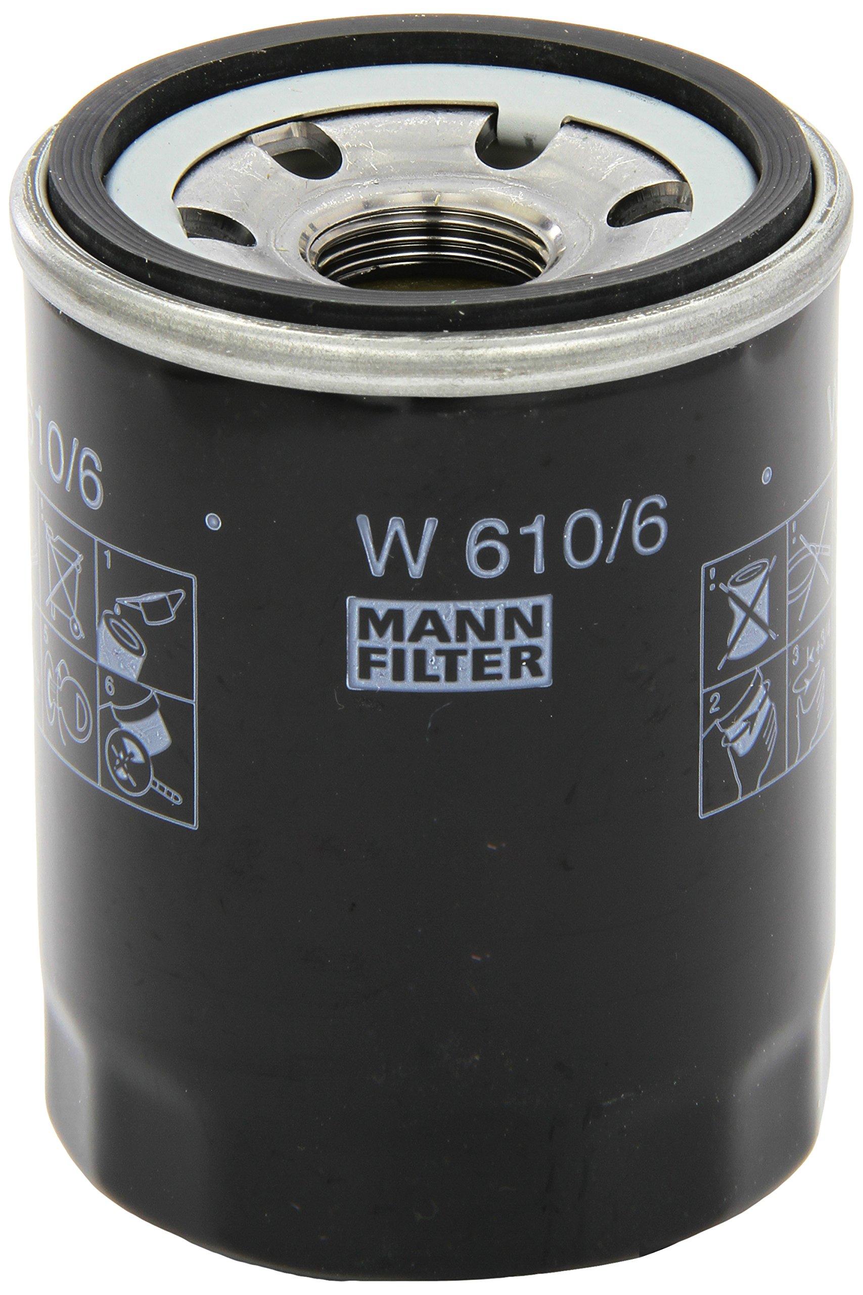 Mann Filter W6106 Ölfilter