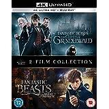 Fantastic Beasts: [2 Film Collection] [4K Ultra HD] [2018] [Blu-ray]
