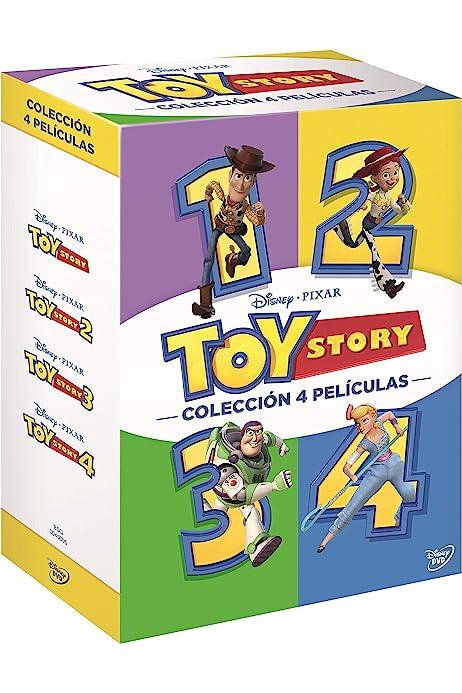 Toy Story 4 PACK [DVD]: Amazon.es: Tom Hanks, Tim Allen, Joan ...