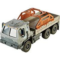 Matchbox Jurassic World Vehicle Off-Road Rescue Rig, Lights & Sounds