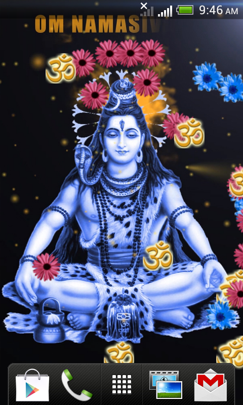 Lord Shiva Live Wallpaper Amazon Co Uk Appstore For Android