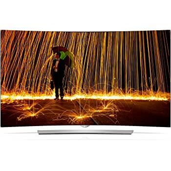 LG 65EG9609 164 cm (65 Zoll) Curved OLED Fernseher (Ultra HD, Triple Tuner, 3D, Smart TV)
