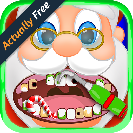 Christmas Dentist Elf.Christmas Dentist Santa Doctor For Santa Claus Snowman