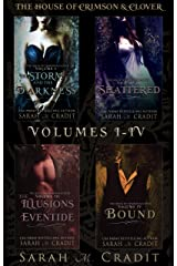 The House of Crimson & Clover Volumes I-IV: A House of Crimson & Clover Boxed Set Kindle Edition