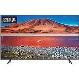 Samsung TU7199 108 cm (43 Zoll) LED Fernseher (Ultra HD, HDR 10+, Triple Tuner, Smart TV) [Modelljahr 2020]