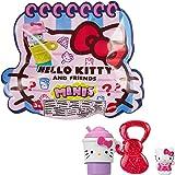 Sanrio Hello Kitty Sachet Surprise, mini-figurine 3-en-1, modèle aléatoire, jouet pour enfant à collectionner, GVB10