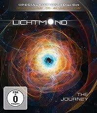 LICHTMOND - The Journey (3D Blu-ray + CD + 4K UHD Bonus Blu-ray) [Special Edition]