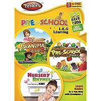 Pebbles Preschool - Rhymes, Flowers, Colors And Grandma Stories (DVD)