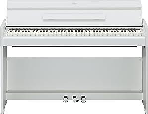 Yamaha YDP-S52WH Digital Piano weiß