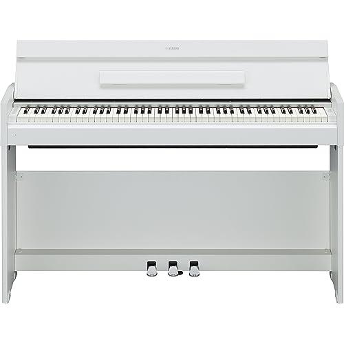 Yamaha NYDPS52WH Pianoforte Digitale, Bianco