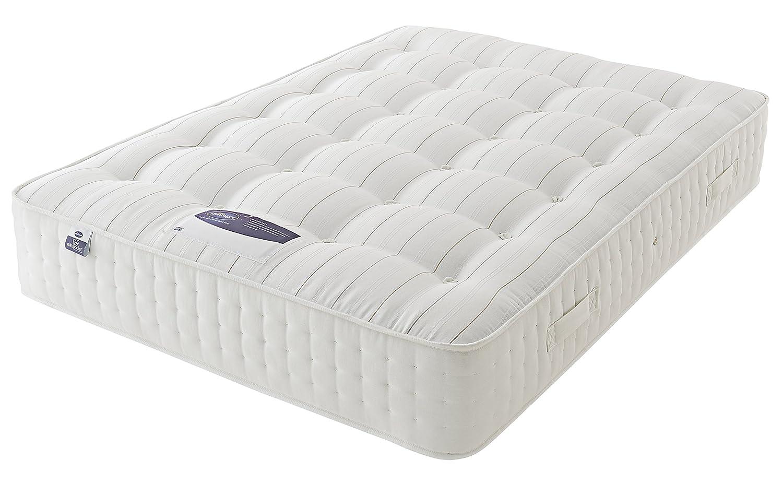 mattress amazon. silentnight stratus premier 1850 pocket natural mattress - king: amazon.co.uk: kitchen \u0026 home amazon g