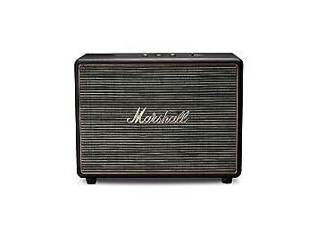 Marshall Woburn Bluetooth Lautsprecher schwarz: Amazon.de: Elektronik