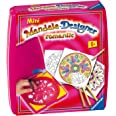 Ravensburger – Mandala – Mini – Romantic – Loisir créatif – Dessin – Enfant dès 6 ans – 29947