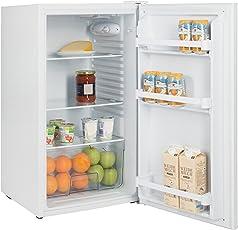 Ultratec Kühlschrank m. Glasfächern, 85 Liter, freistehend