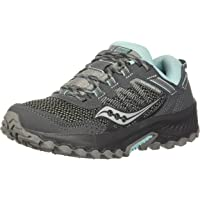 Saucony Excursion TR 13 Charcoal/Blue, Scarpe da Campo e da Pista Donna