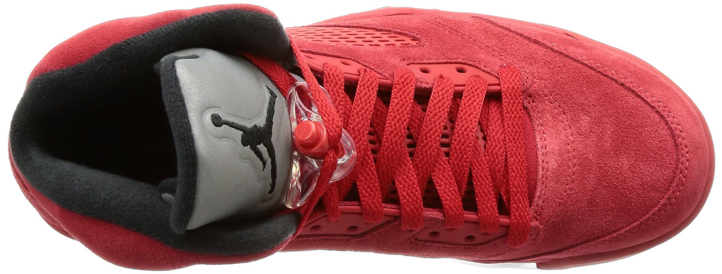 81JrLBgBsNL - Nike Air Jordan 5 Retro 'Red Suede' - 136027-602 - Size 9 -