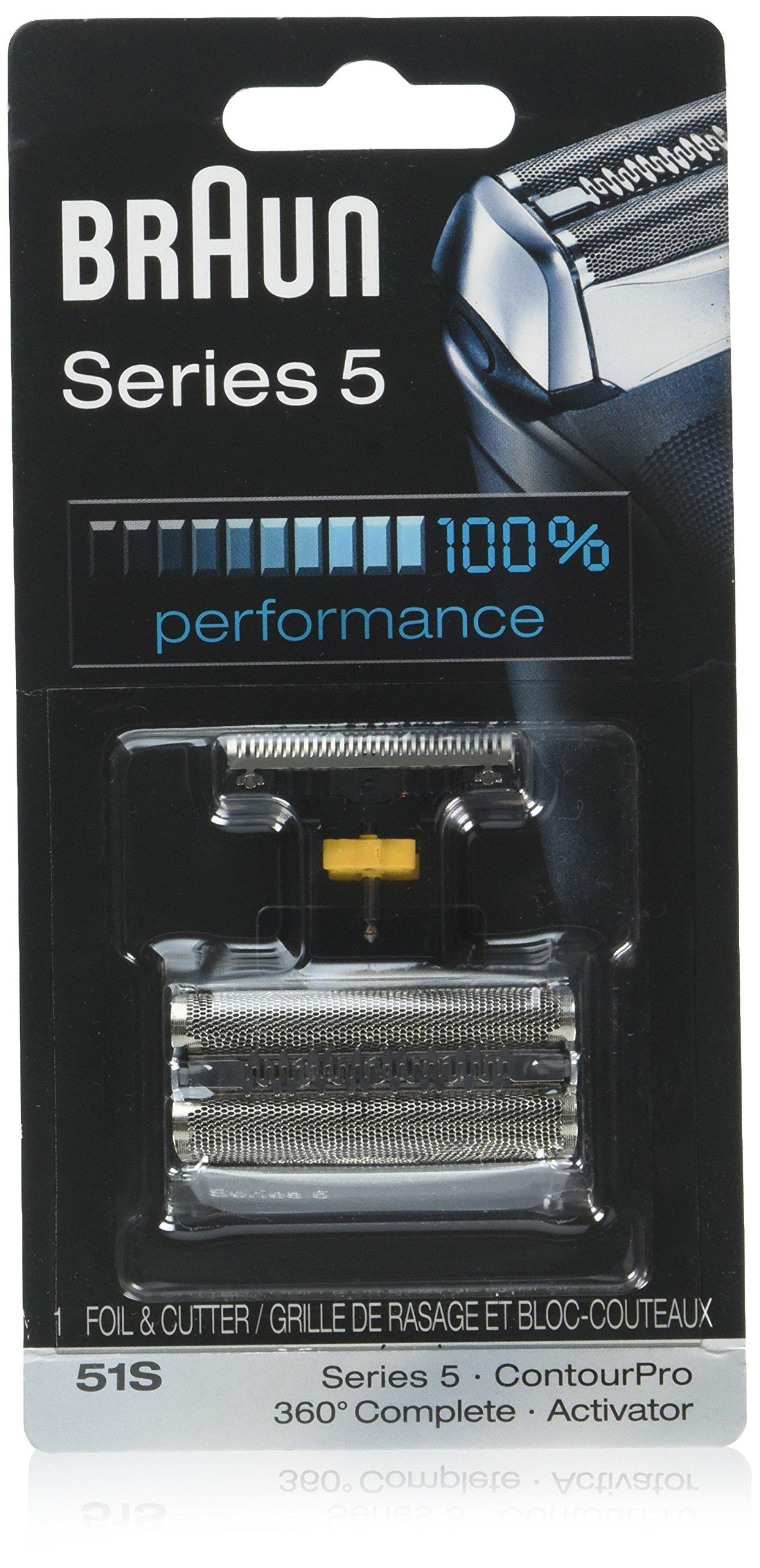 Braun Kombipack 51 S 8000